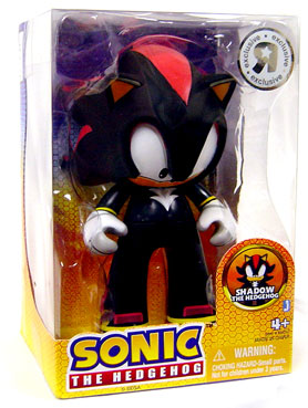 Sonic The Hedgehog - Juvi Vinyl Shadow the Hedgehog