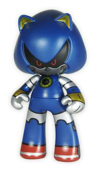 SDCC Exclusive METAL Sonic the Hedgehog JUVI