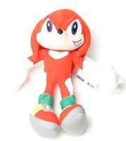 KNUCKLES 15 Inch Plush
