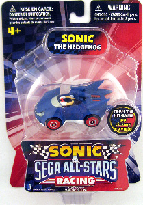 Sonic Sega All-Stars Mini Racing - 1.5-Inch Sonic