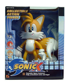 Sonic X: Deluxe Tails