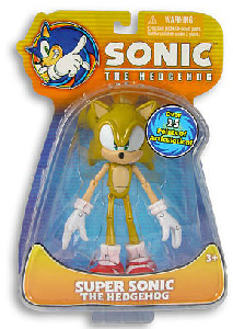 Sonic The Hedgehog - The Game - Super Sonic