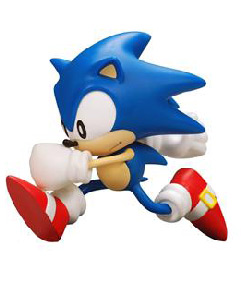Sonic the Hedgehog - 4-Inch PVC Vinyl - Sonic