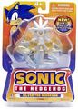 Sonic The Hedgehog - 3-Inch Silver