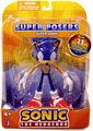 Sonic The Hedgehog - Super Poser Sonic