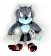Sonic The Hedgehog - Werehog 7-Inch Soft Plush