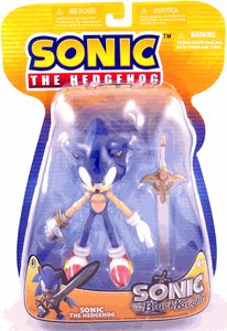 Sonic The Black Knight - Sonic