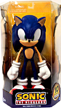 Sonic The Hedgehog - 10-Inch Deluxe  Sonic