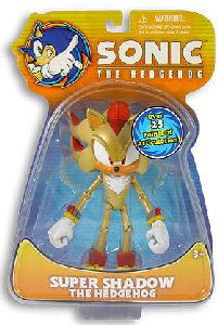 Sonic The Hedgehog - The Game - Super Shadow