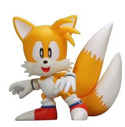 Sonic the Hedgehog - 4-Inch PVC Vinyl - Tails