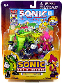 3-Inch Sonic The Hedgehog - 2-Pack: Vector and Espio