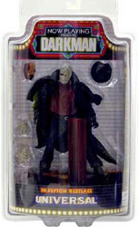 Dr. Peyton Westlake (Darkman) - HEAVY SHELF WEAR