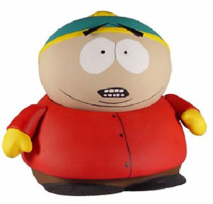 SDCC Exclusive Deluxe 11-Inch Talking Cartman