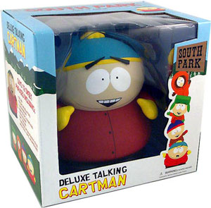 Deluxe 6-Inch Talking Cartman