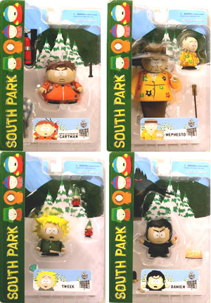 South Park Series 5 Set of 4