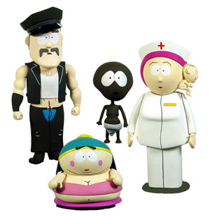 South Park Series 6 Set of 4