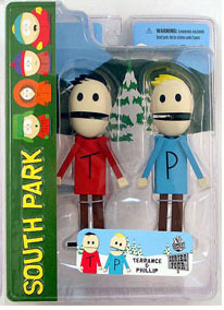 Terrance and Phillip 2-pack