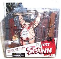 Spawn Series 26 - The Art of Spawn - Billy Kincaid Club Exclusive