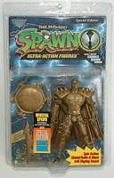 Spawn Series 1 - Medieval Spawn Gold Edition