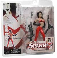Spawn Series 25 - Biker Chick