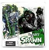 Spawn Series 26 - The Art of Spawn - The Curse 2