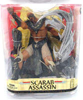 Age of Pharaohs - Scarab Assassin