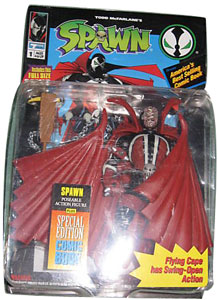 Spawn Series 1 - Umasked Hamburger Head Variant