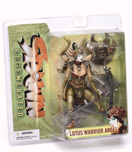 Lotus Warrior Angel 2