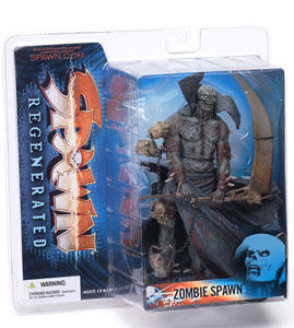 Spawn Regenerated - Zombie Spawn