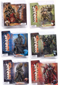Spawn Series 28 Set of 6
