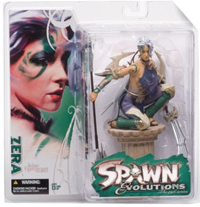 Spawn Evolutions - Zera