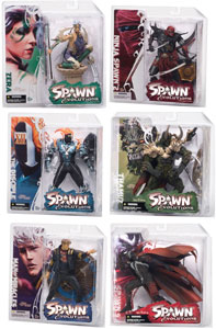 Spawn Series 29 Set of 6