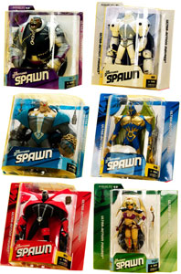Spawn Series 30 Set of 6
