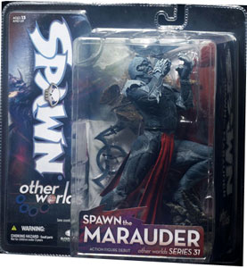 Spawn The Marauder