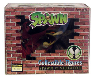 Spawn Vs Violator Collectible