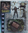 Spawn The Movie - The Graveyard Playset