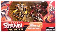 Manga Spawn Robots Two-Pack