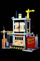 Spawn Alley Action Playset
