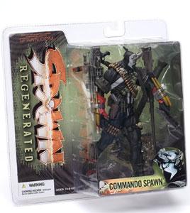 Commando Spawn 2