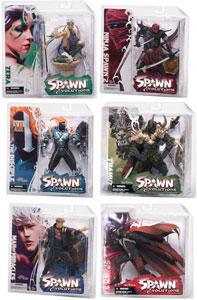 Spawn Series 29 Set of 6