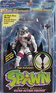 Pilot Spawn - White
