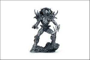 3-Inch: Spawn The Black Knight  Pewter