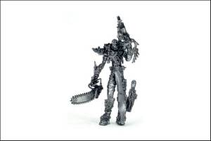 3-Inch: Zombie Spawn Pewter