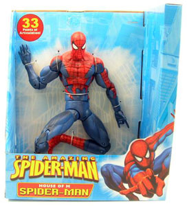 Deluxe 12-Inch House of M Spider-Man