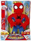 ITSY-BITSY SPIDER-MAN