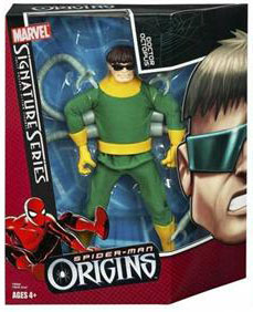 Signature Origins - Doctor Octopus