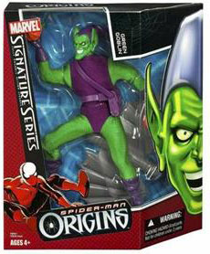 Signature Origins - Green Goblin