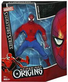 Signature Origins - Spiderman