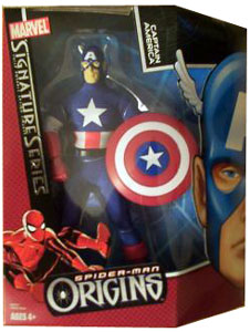 Signature Origins - Captain America