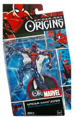 Spider-Man Origins - Spider-Man 2099